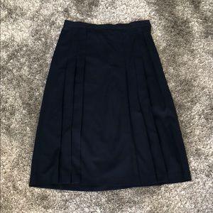 Dresses & Skirts - Navy skirt